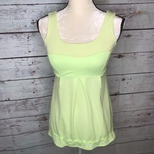 Lululemon Athletica tank top, size 6